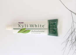 Xyli-White Toothpaste, US$ 3,81, Now Foods (Foto: Fernanda Cannalonga)